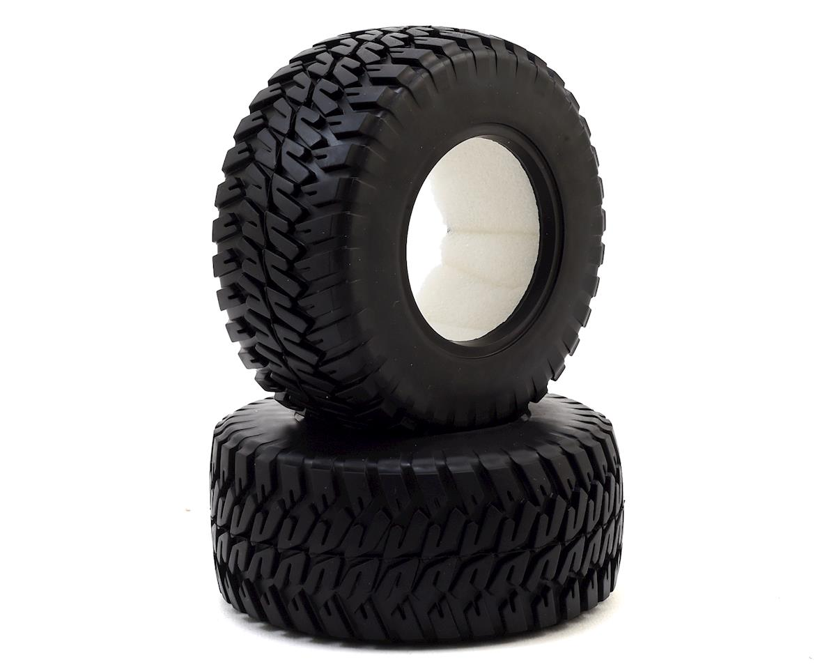 Team Associated Multi-Terrain Tires w/Foam Inserts (2)