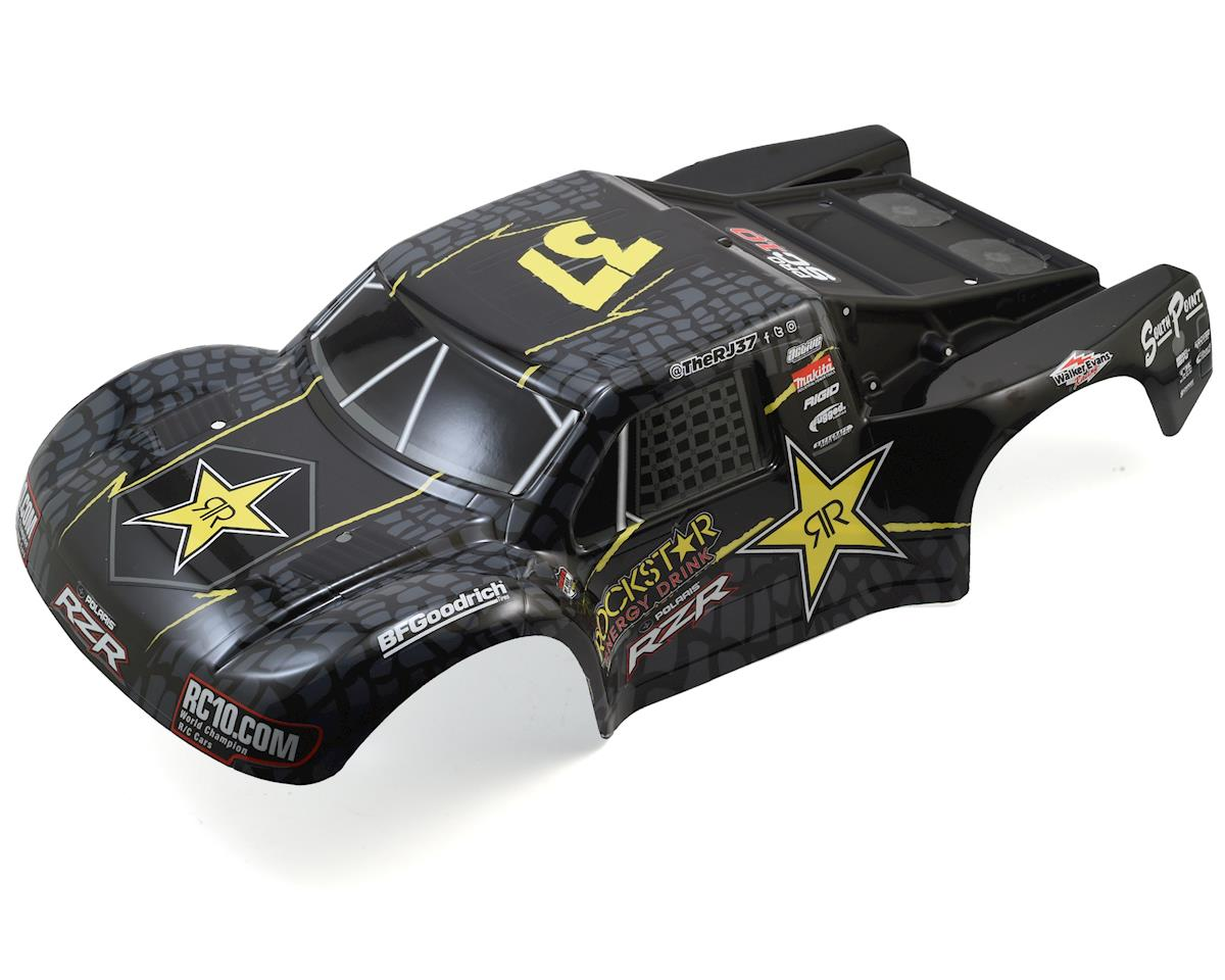 Team Associated ProSC10 Contender Pre-Painted Body (RJ/Rockstar)