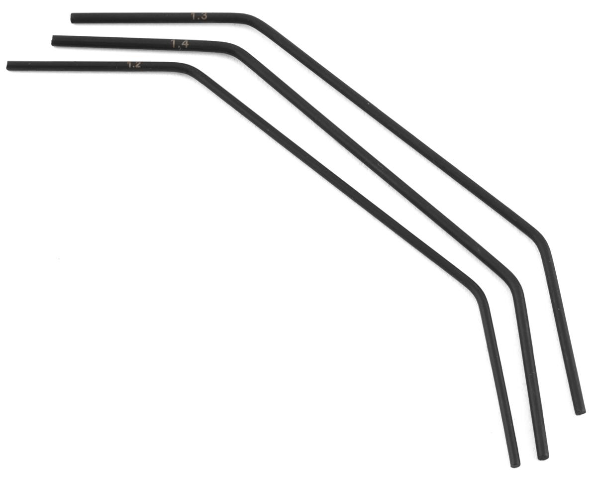 Team Associated RC10 T6.1 T6.1/SC6.1 Front Anti-Roll Bar Set