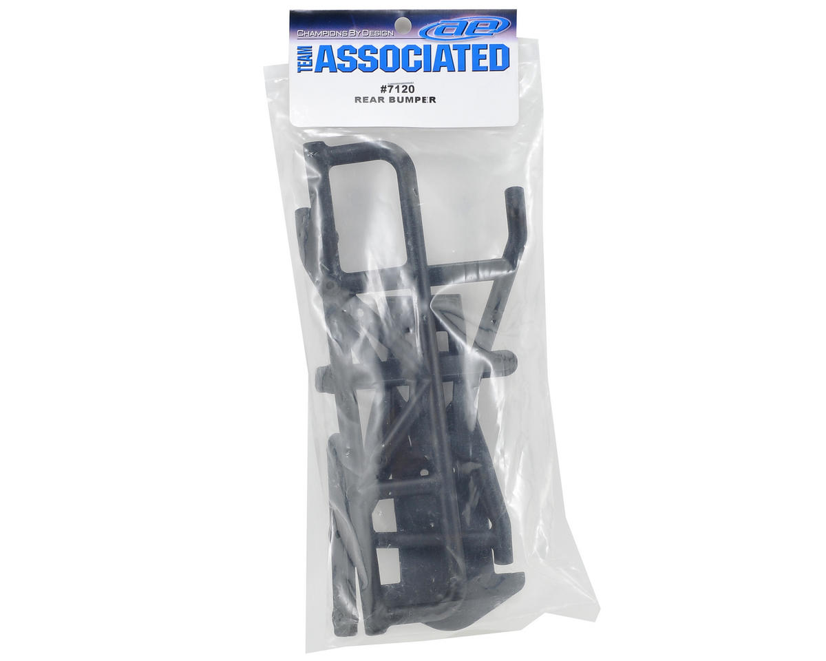 Team Associated Rear Bumper Set