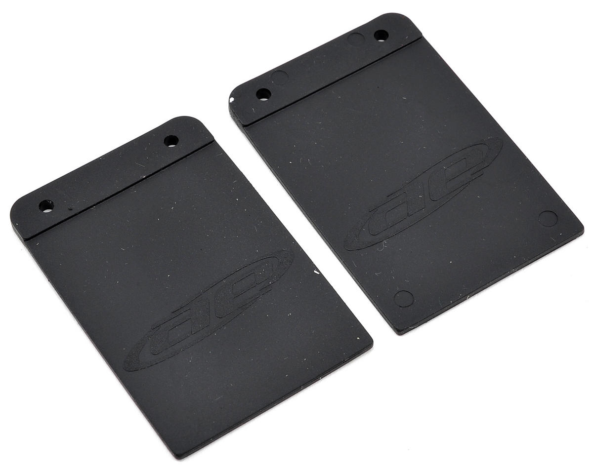 Team Associated Mud Flap Set