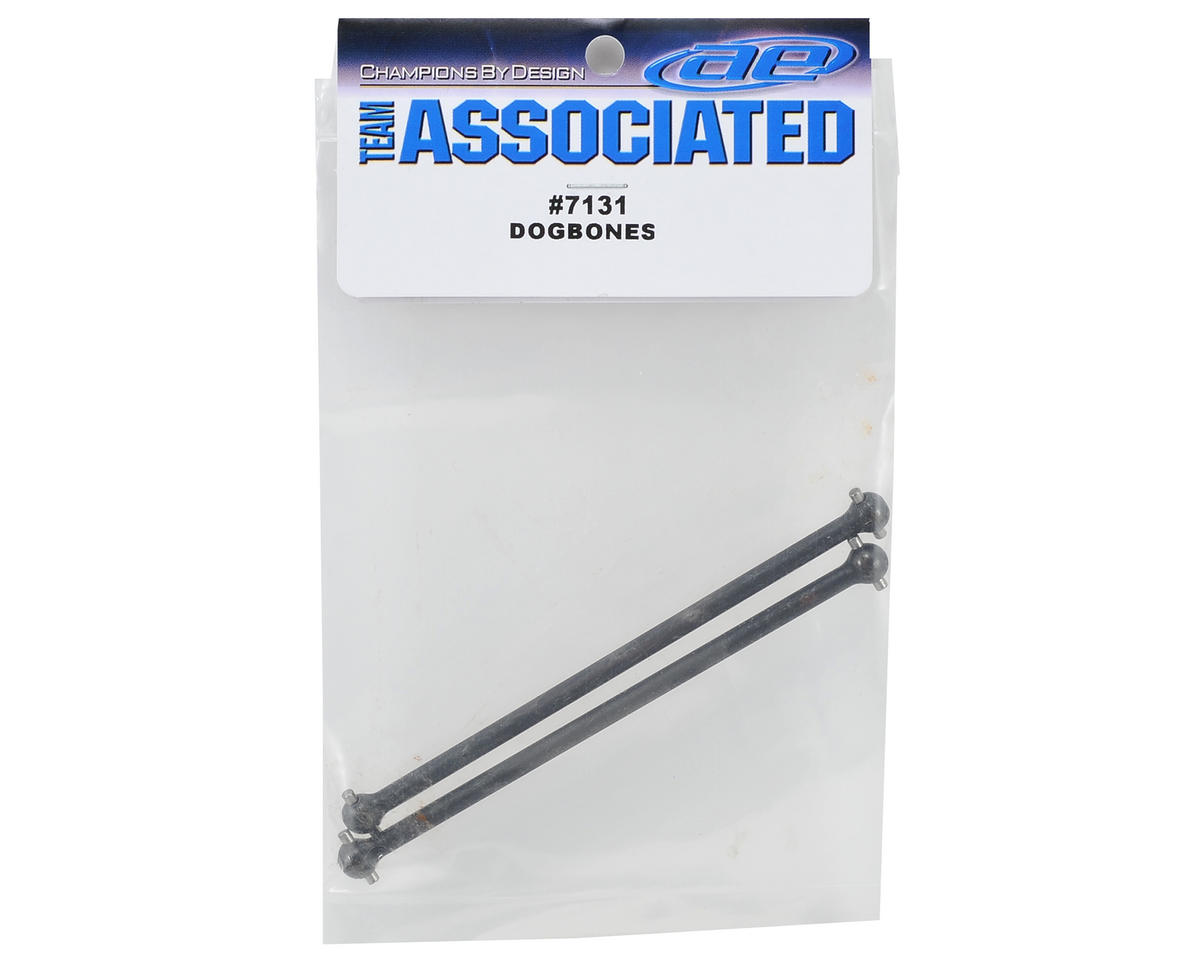 Team Associated Rear Dogbone Set (2)