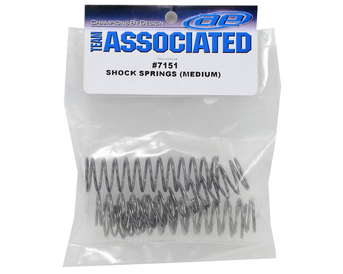 Team Associated Shock Spring Set (Medium)