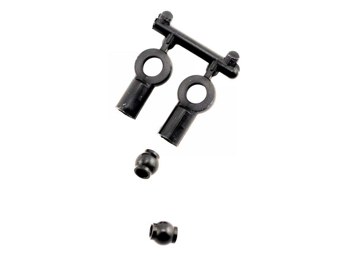 Shock Rod Ends with Plastic Pivot Balls (2): T2/3/4,B2/3 | alsopurchased