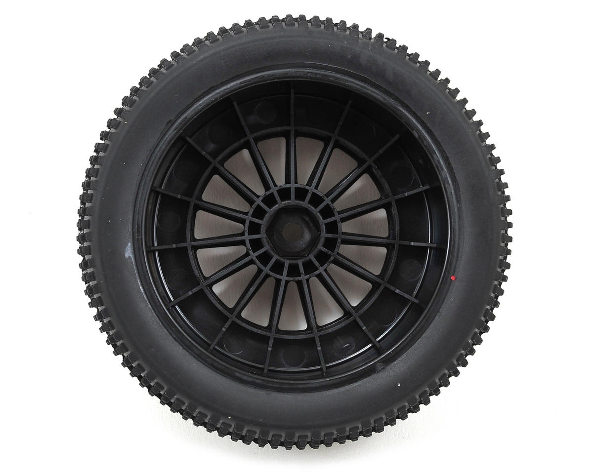 Team Associated Pre-Mounted ProSC Tire (2)