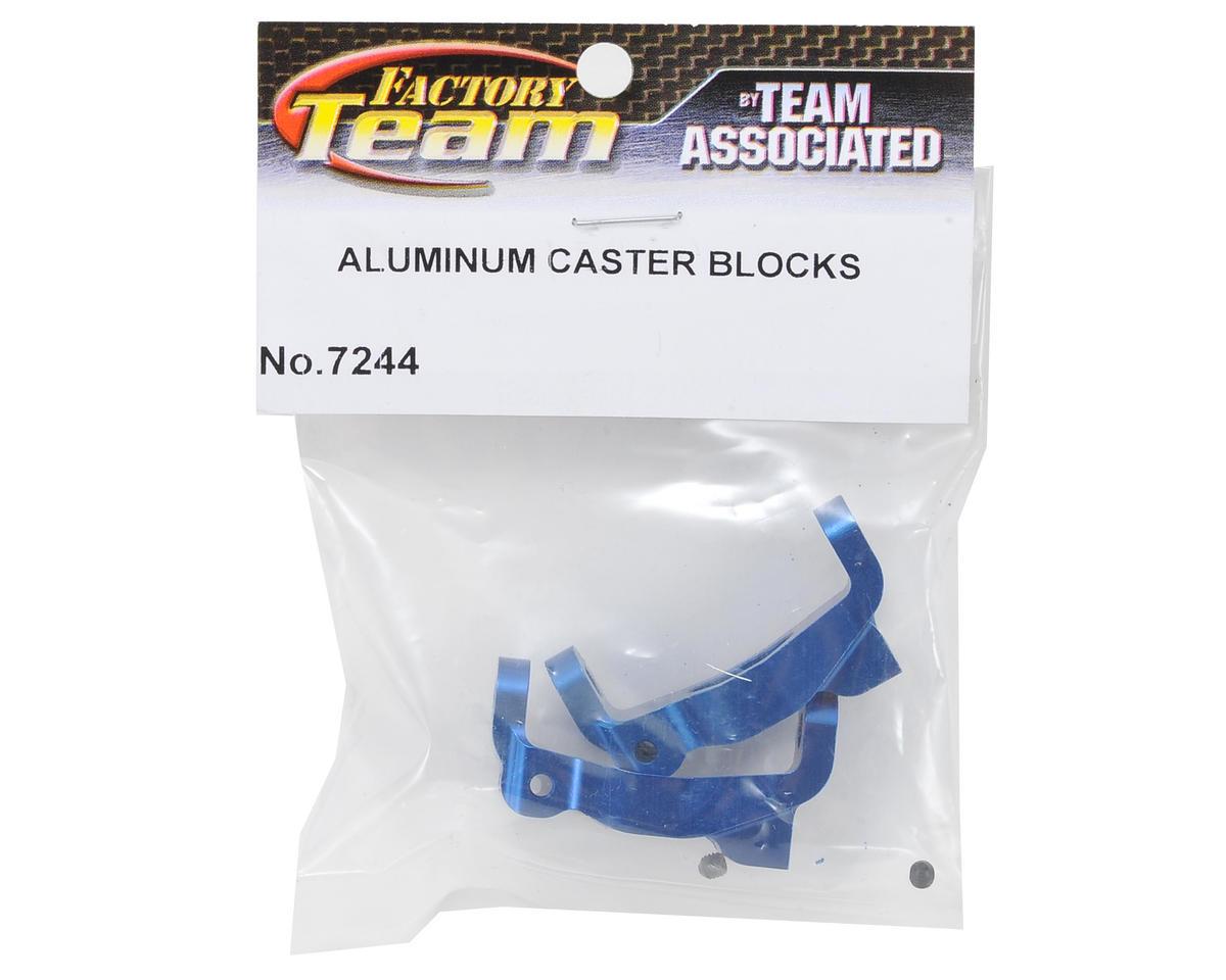 Team Associated Factory Team Aluminum Caster Blocks