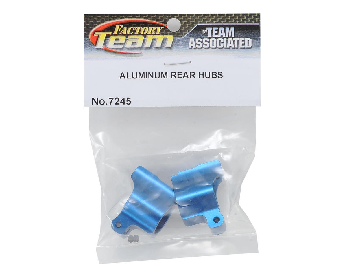 Team Associated Factory Team Aluminum Rear Hubs