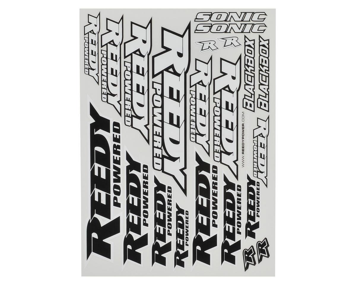 Reedy 2016 Sticker Sheet