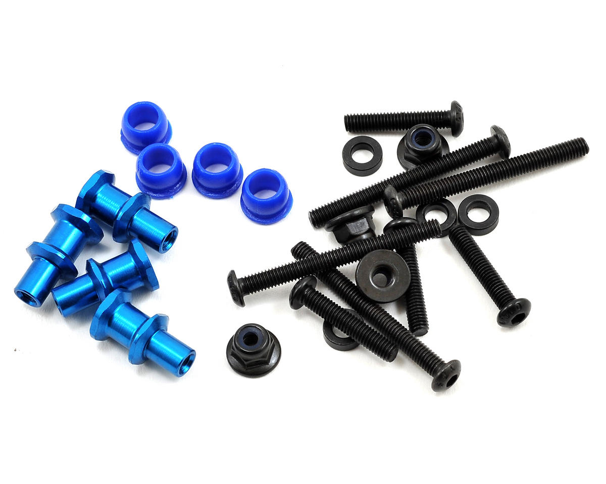 Team Associated 16mm Shock Mounting Hardware Kit