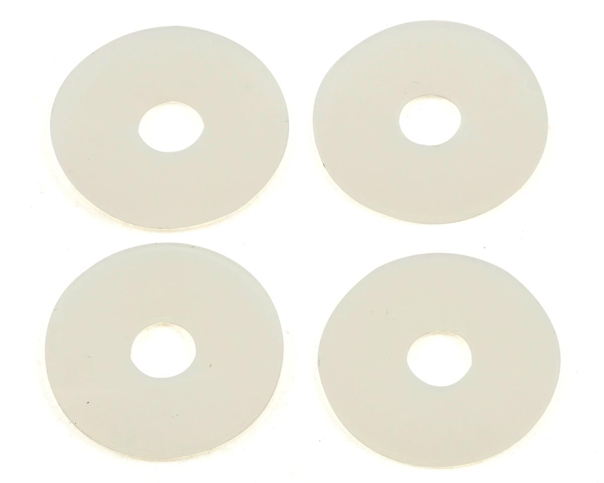 Team Associated TC4 Large Nylon Body Mount Washer Set (4) (RC10T, GT, T2/3, TC4)