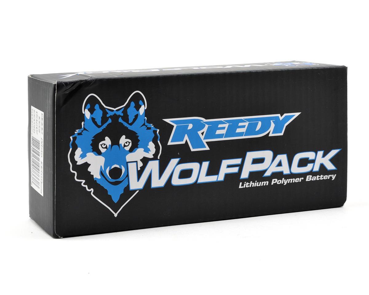 Reedy WolfPack 4S Hard Case Li-Poly Battery Pack 35C (14.8V/3700mAh)