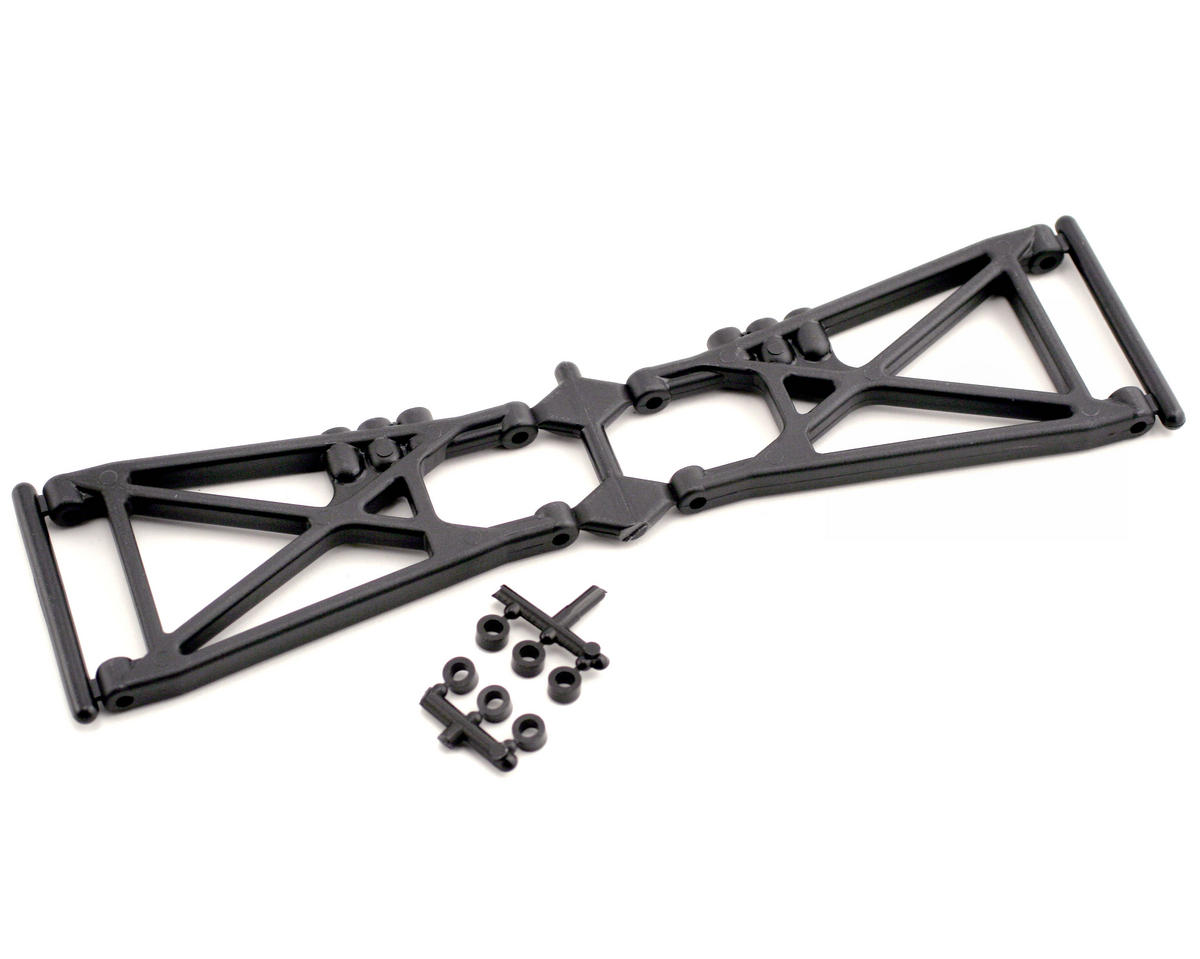 Team Associated Rear A Arms Black GT