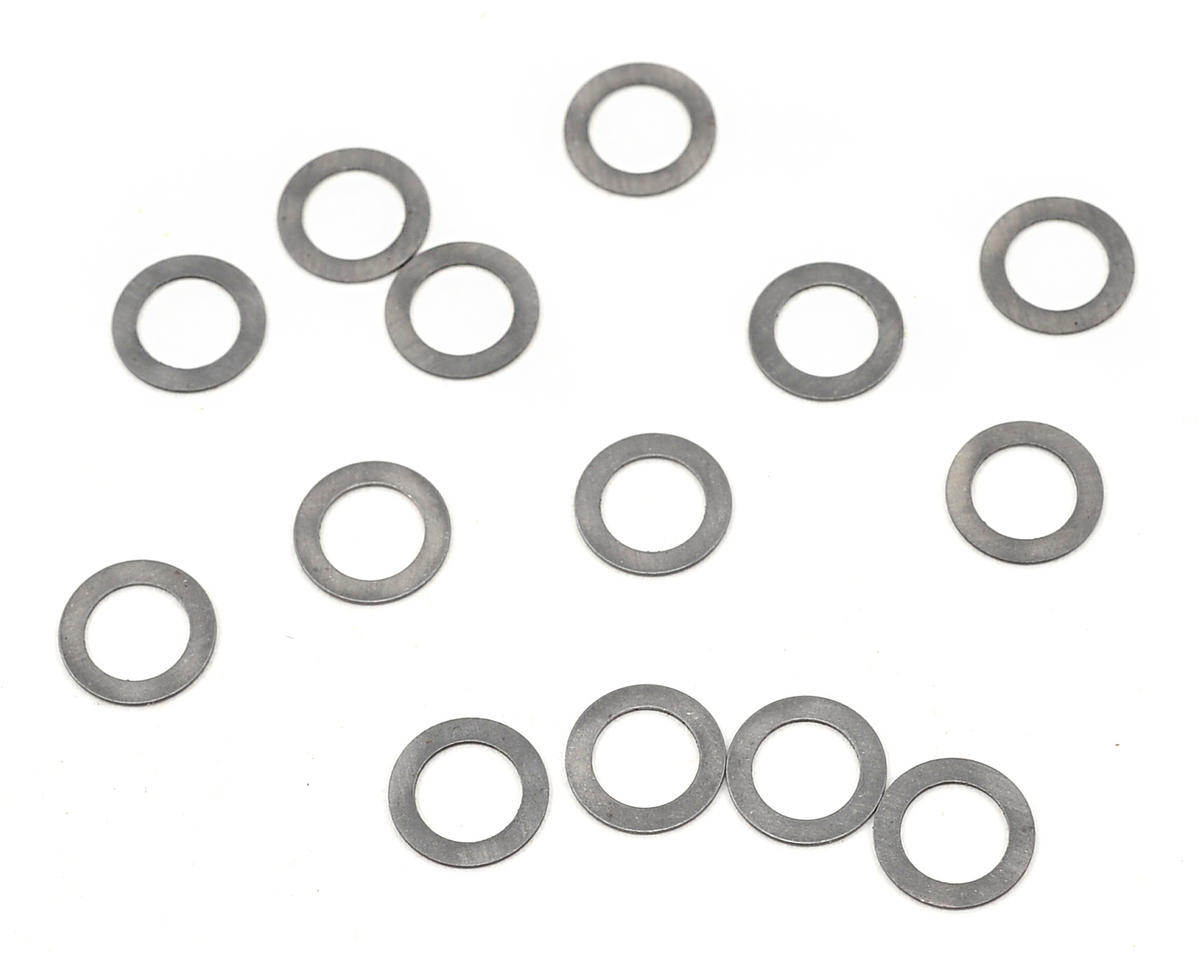 "Universal 3/16"" Shims (14) by Team Associated"