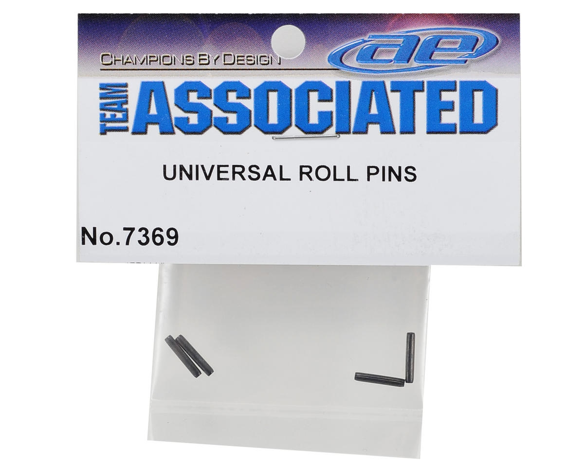 "Team Associated Universal 1/16"" Axle Pin (4)"