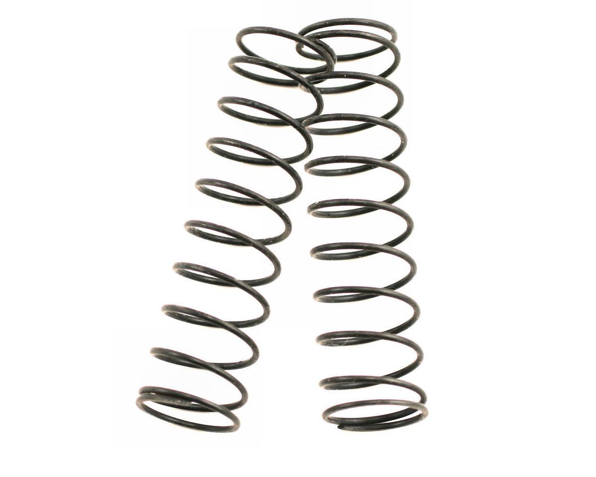 Team Associated Front Truck Shock Spring 2.765lb (Black) (2)
