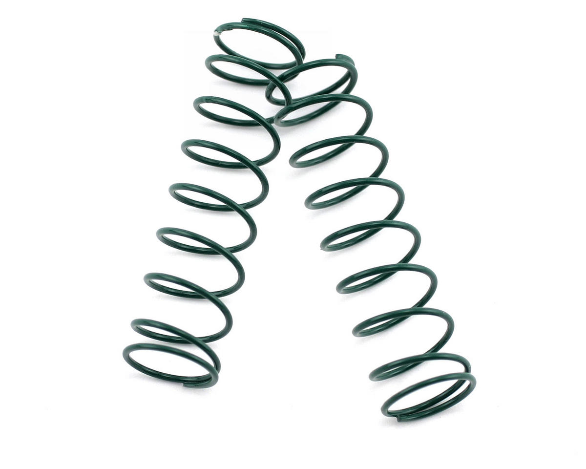 Team Associated Front Truck Shock Spring 2.99lb (Green) (2)