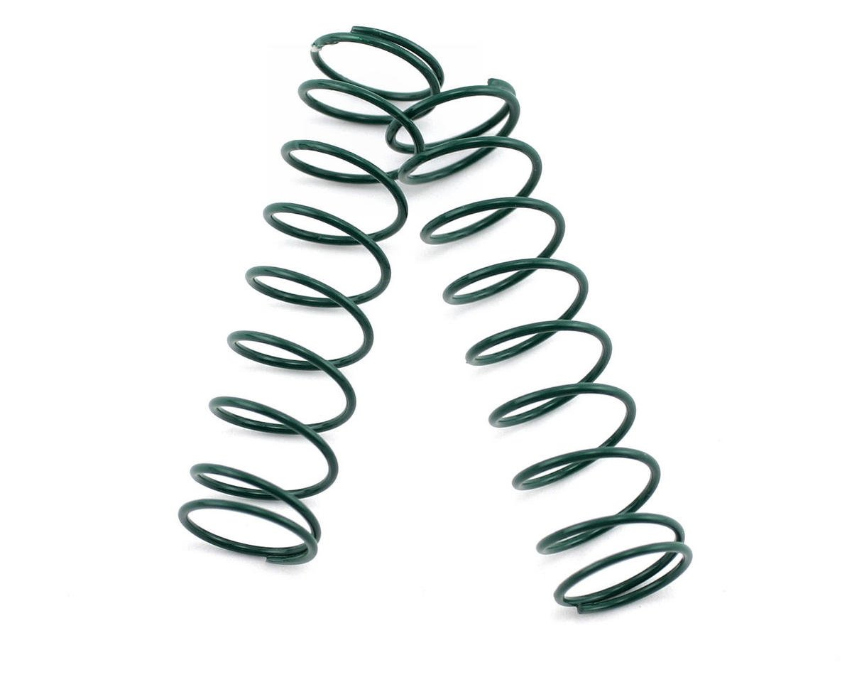 Front Truck Shock Spring 2.99lb (Green) (2) by Team Associated