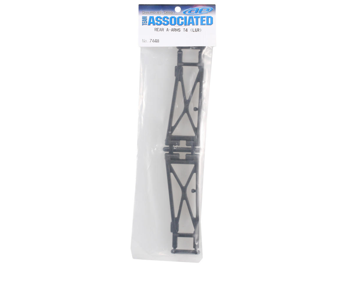 Team Associated Rear Arm Set (2)