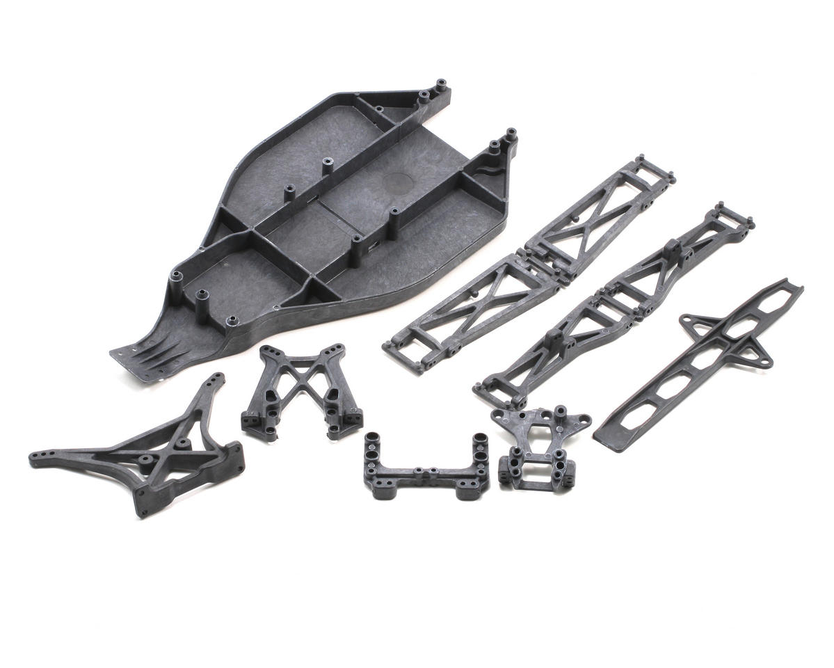 Team Associated Full Carbon Parts Set (T4)