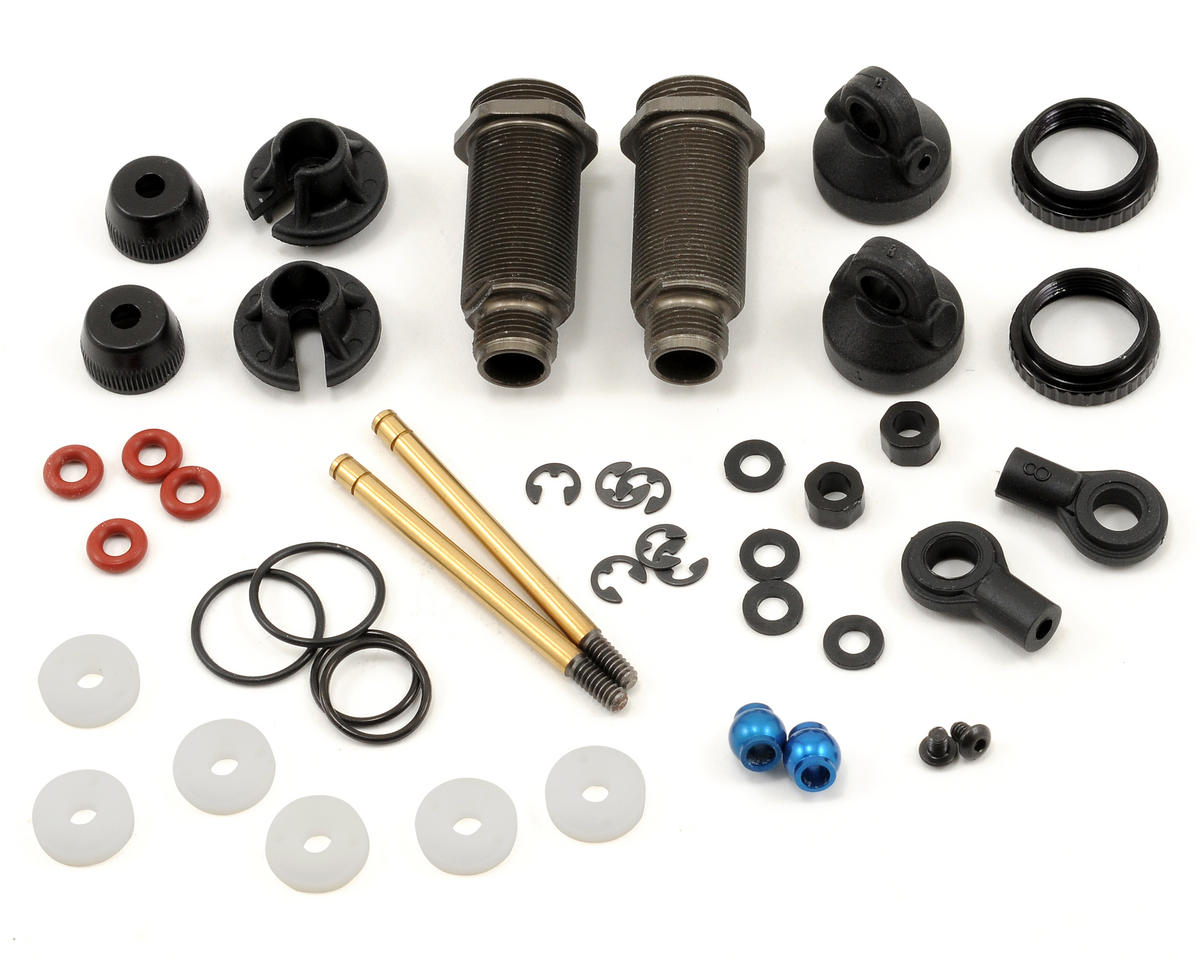 "Team Associated Factory Team ""V2"" .89"" Threaded Front Shock Kit"