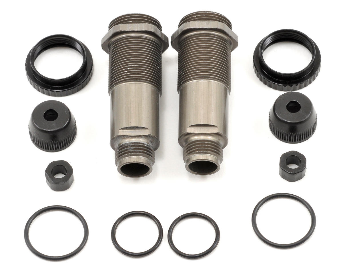 "Team Associated Factory Team ""V2"" 1.02"" Threaded Front Shock Body Set (2)"