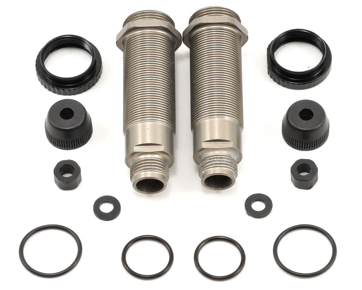 "Team Associated Factory Team ""V2"" 1.32"" Threaded Rear Shock Body Set (2)"