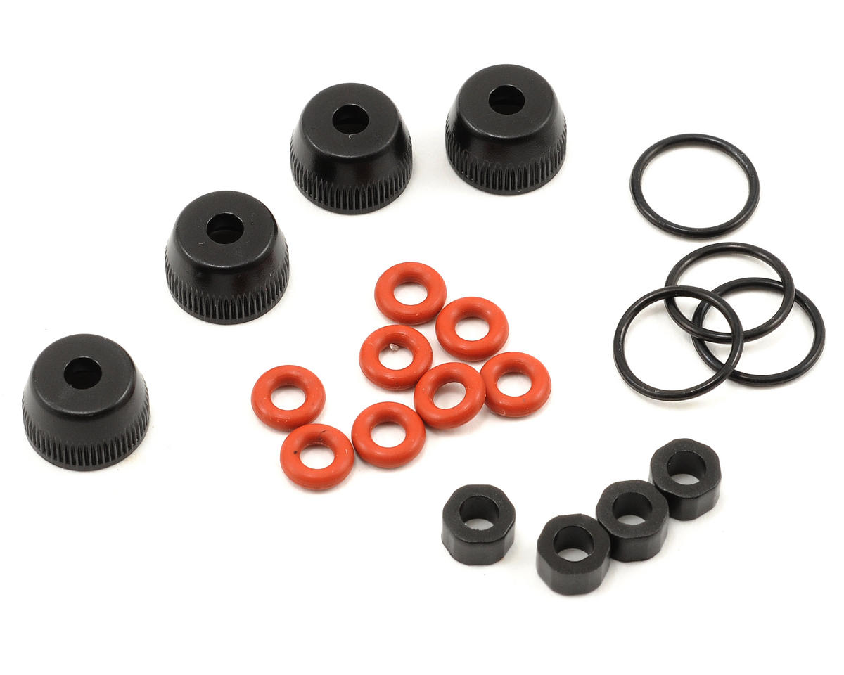 "Team Associated Factory ""V2"" 1/10 Shock Rebuild Kit (X X-6 Squared)"