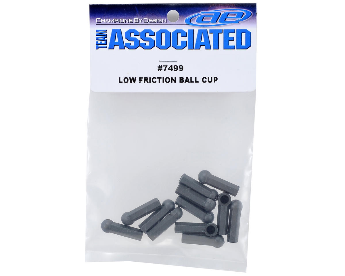 Team Associated Factory Team Low Friction Ball Cup (12)
