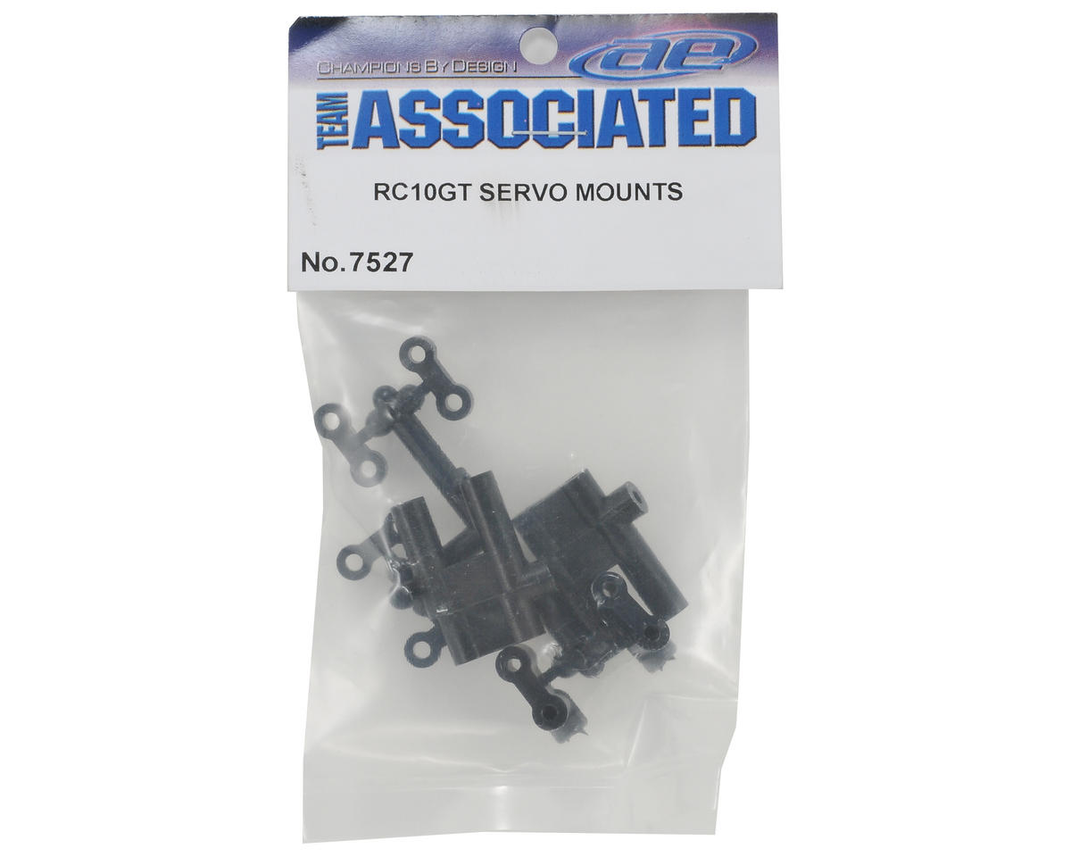 Team Associated Servo Mount Set (RC10GT/T2)