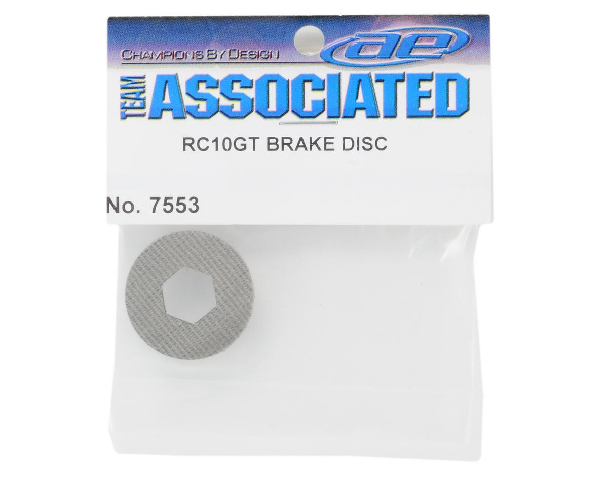 Team Associated Fiber Brake Disc