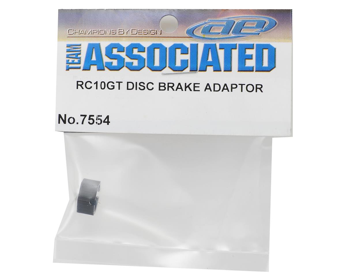Team Associated RC10GT Plastic Disc Brake Adaptor