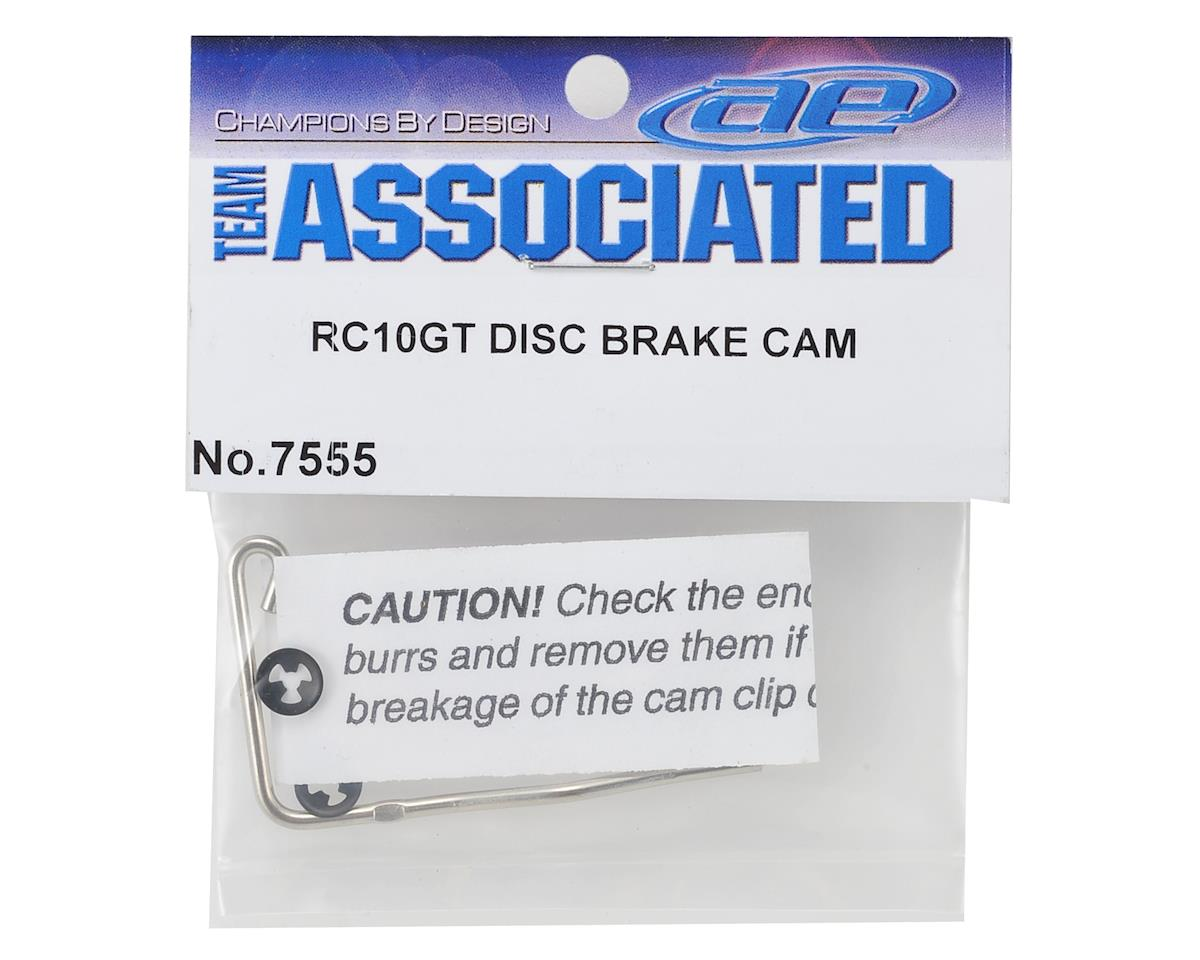 RC10GT Steel Disc Brake Cam by Team Associated