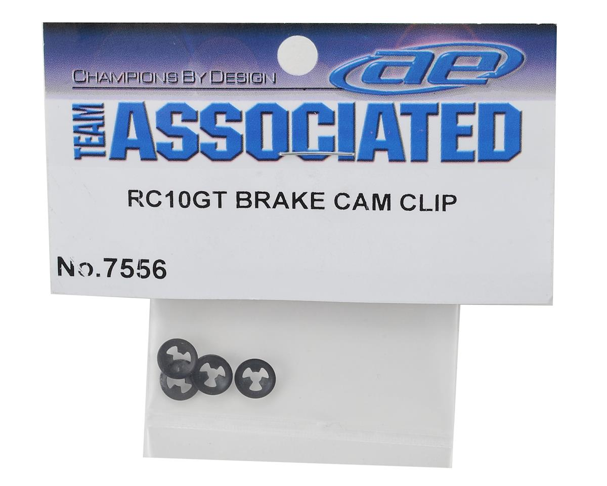 Team Associated RC10GT Brake Cam Clip (5) (Push nuts)