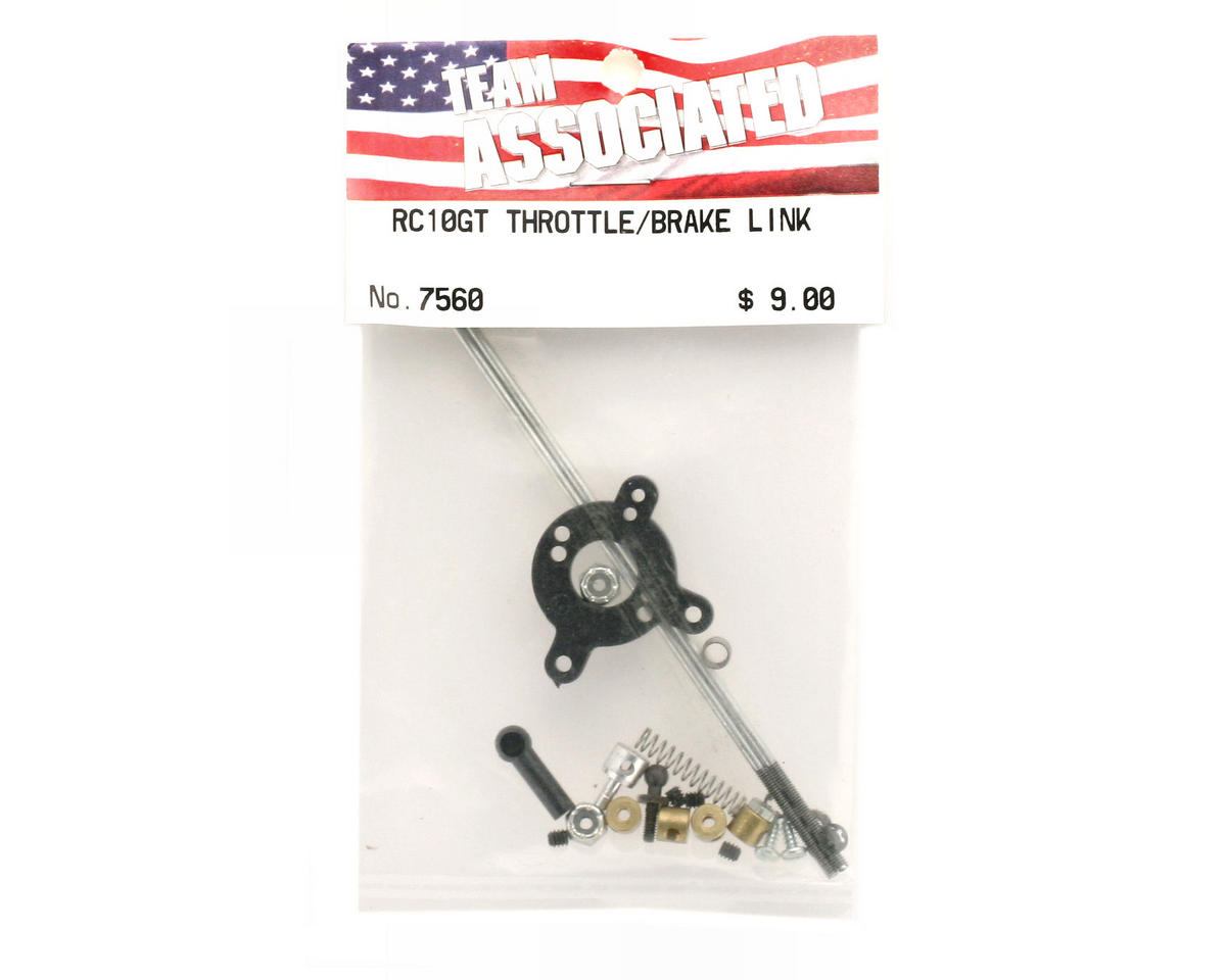 Team Associated Brake Throttle Linkage Kit