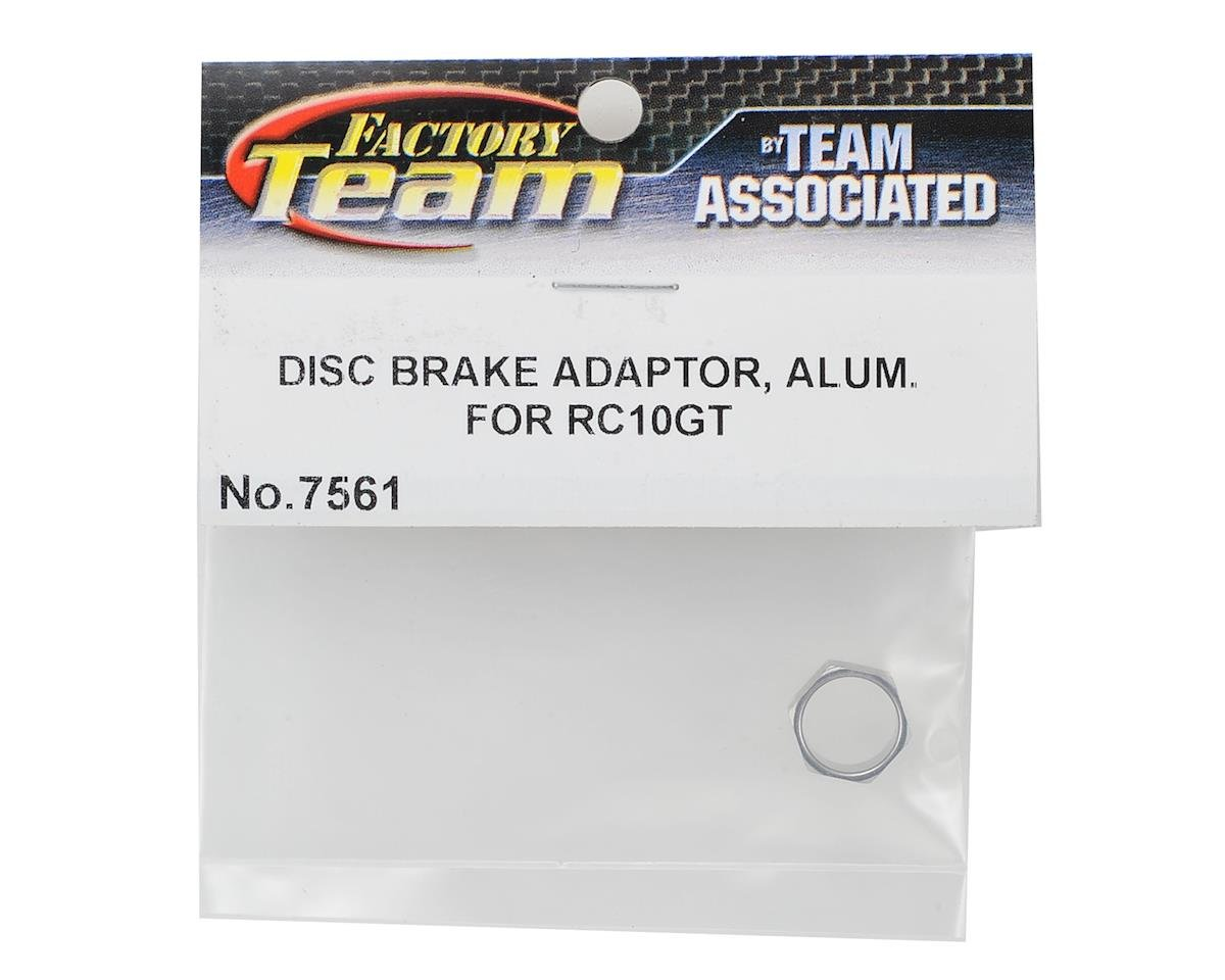 RC10GT Aluminum Brake Disc Adapter by Team Associated