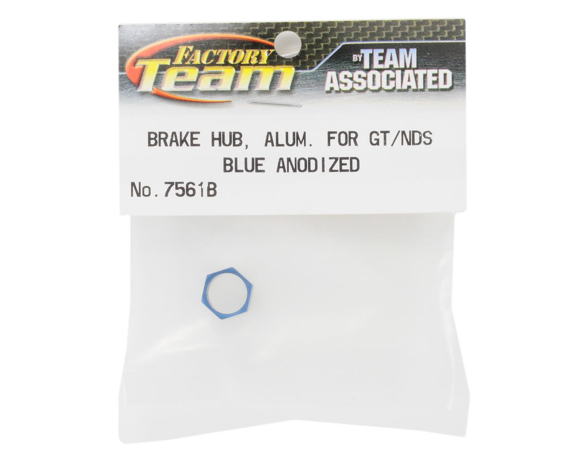 Team Associated Aluminum Disk Brake Adapter