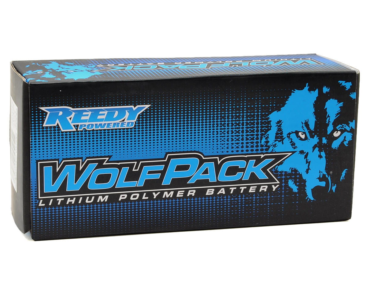 Reedy WolfPack Gen2 4S Hard Case LiPo Battery Pack 35C (14.8V/4000mAh)