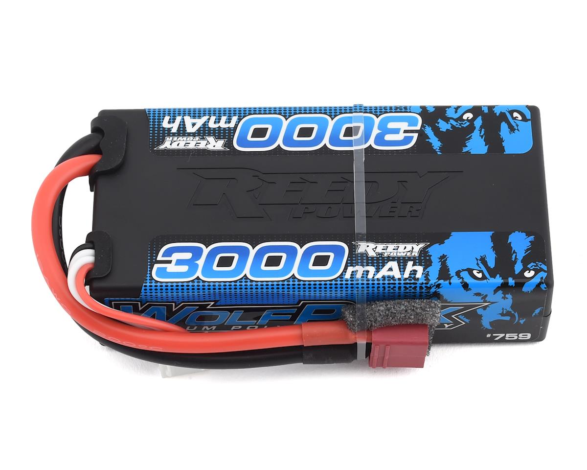 Reedy WolfPack 3S Hard Case Shorty 30C LiPo Battery (11.1V/3000mAh)