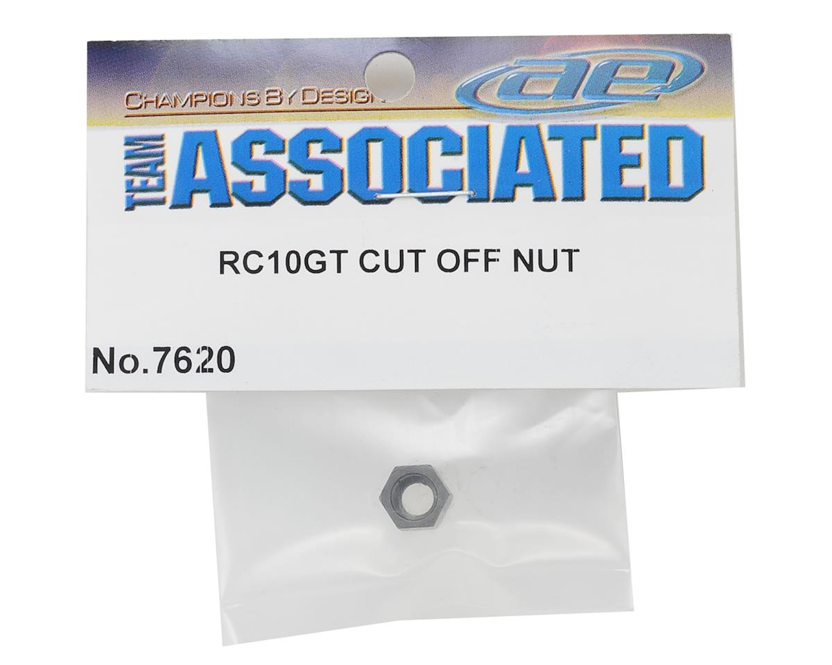 RC10GT Special Cut-Off Nut by Team Associated
