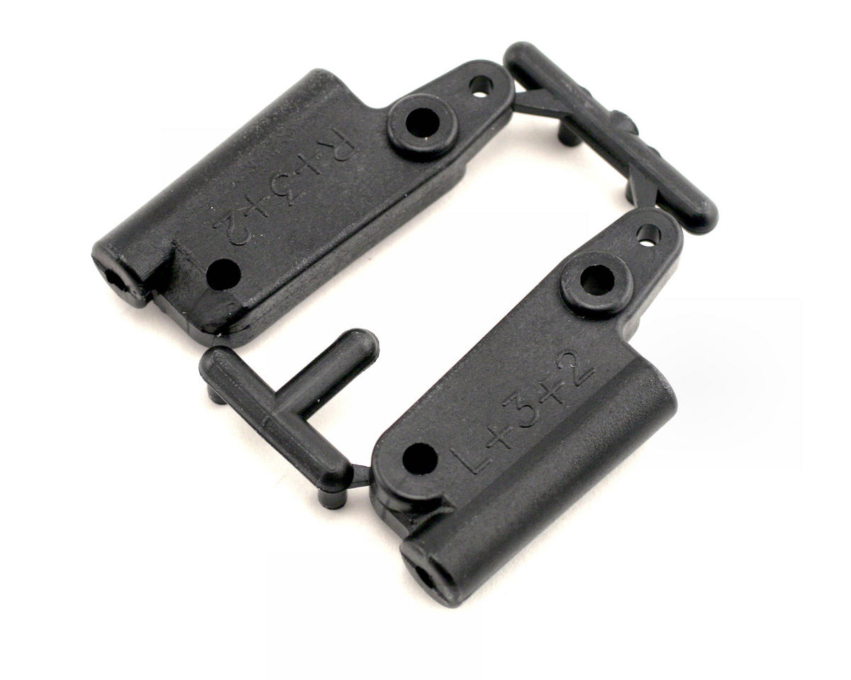 Team Associated Rear Arm Mounts GT +3 +2