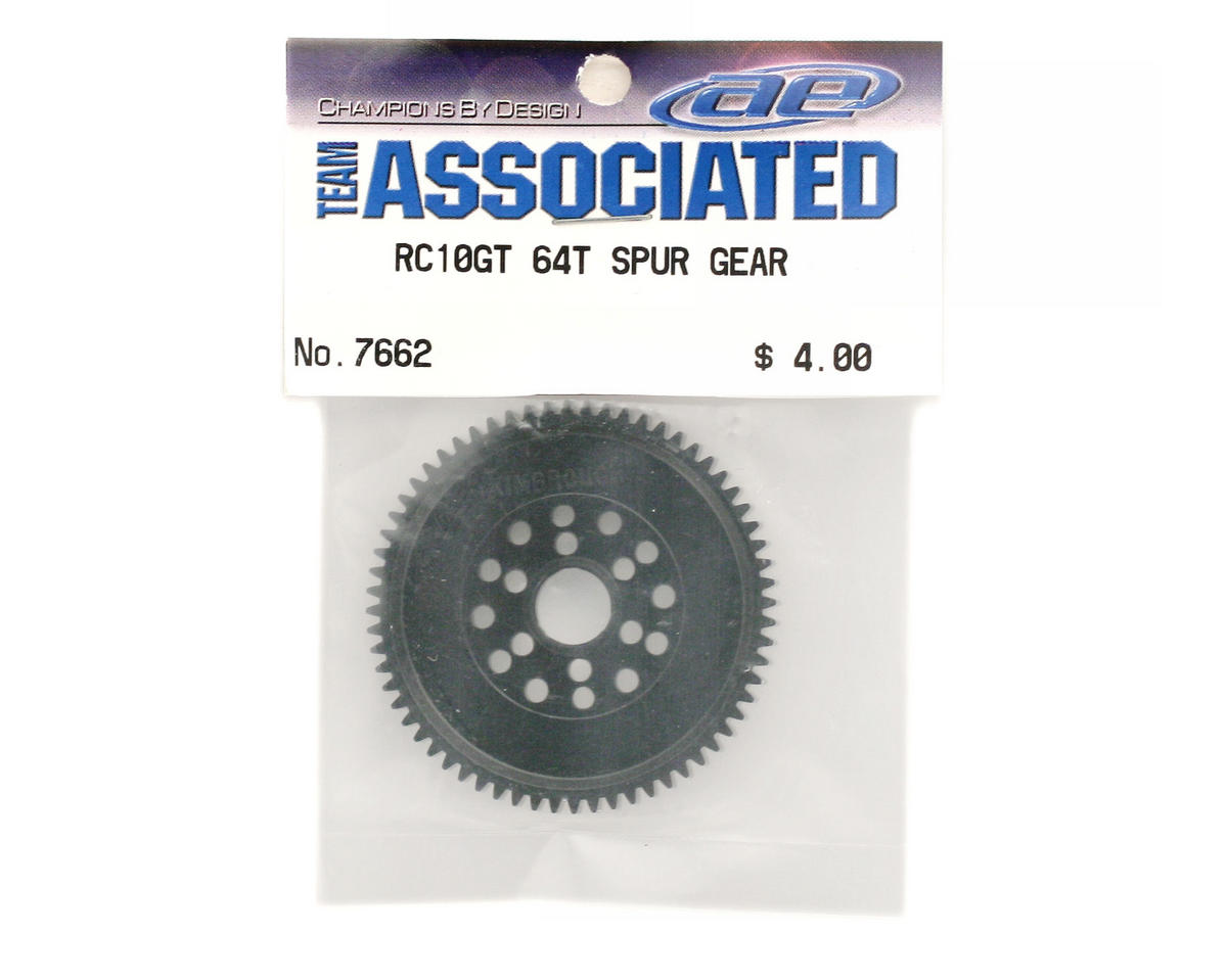 Team Associated Spur Gear 32P 64T GT