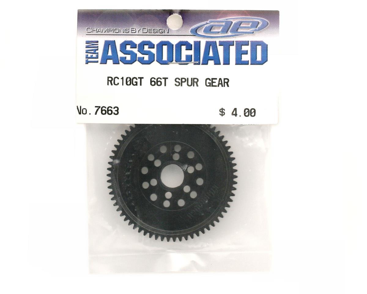 Team Associated 7663 66T 32P GT Spur Gear