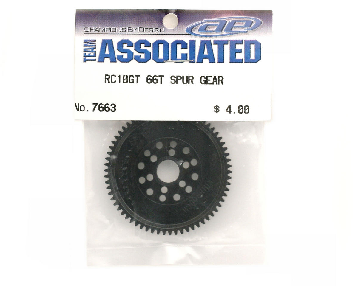 Team Associated Spur Gear 32P 66T GT