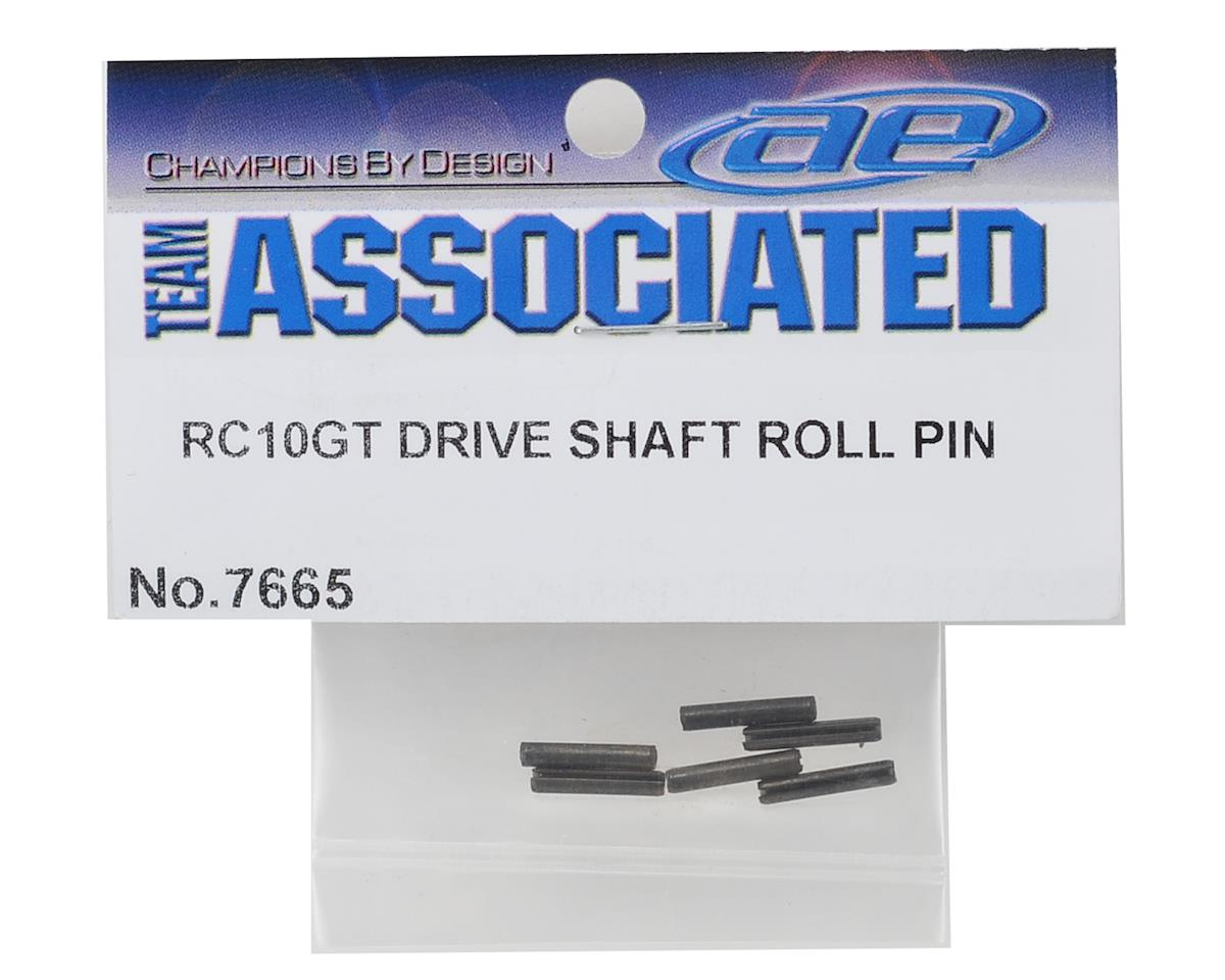 Team Associated RC10GT Driveshaft Roll Pin (6)