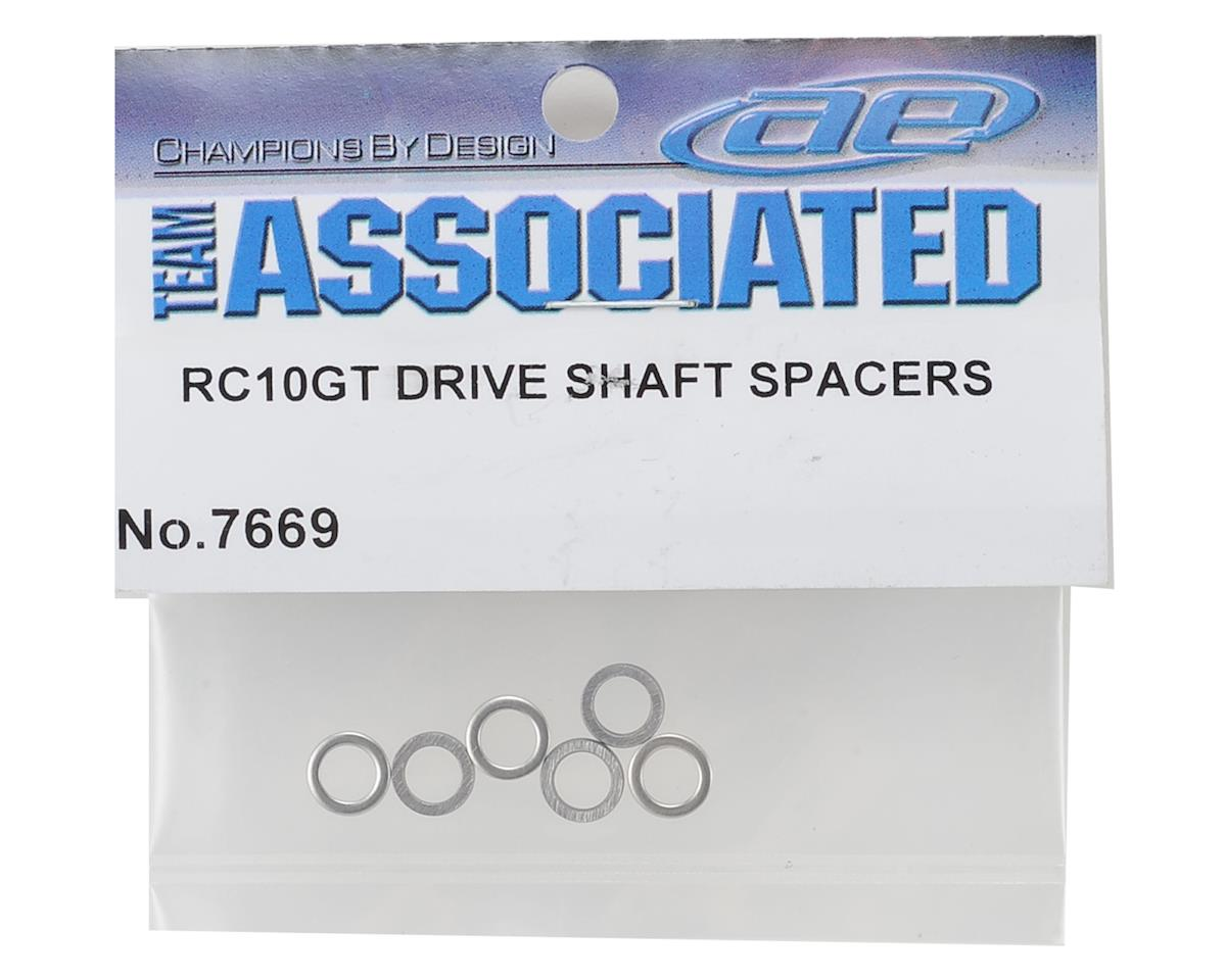 Team Associated RC10GT Driveshaft Spacer (6)