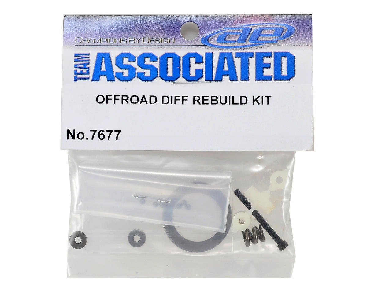 Team Associated Ball Differential Rebuild Kit