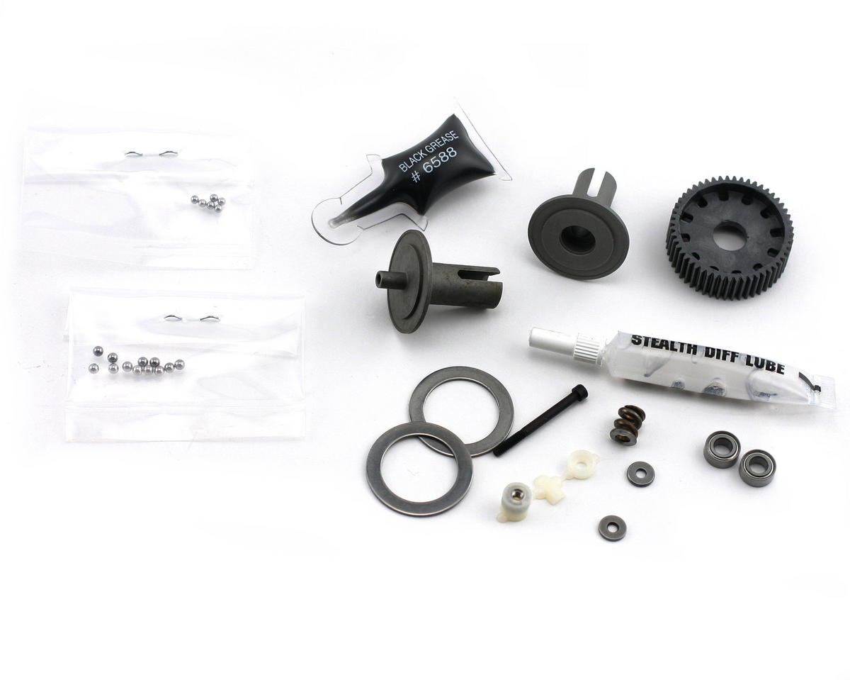 Team Associated Differential Kit (X Factory X-6 Squared)