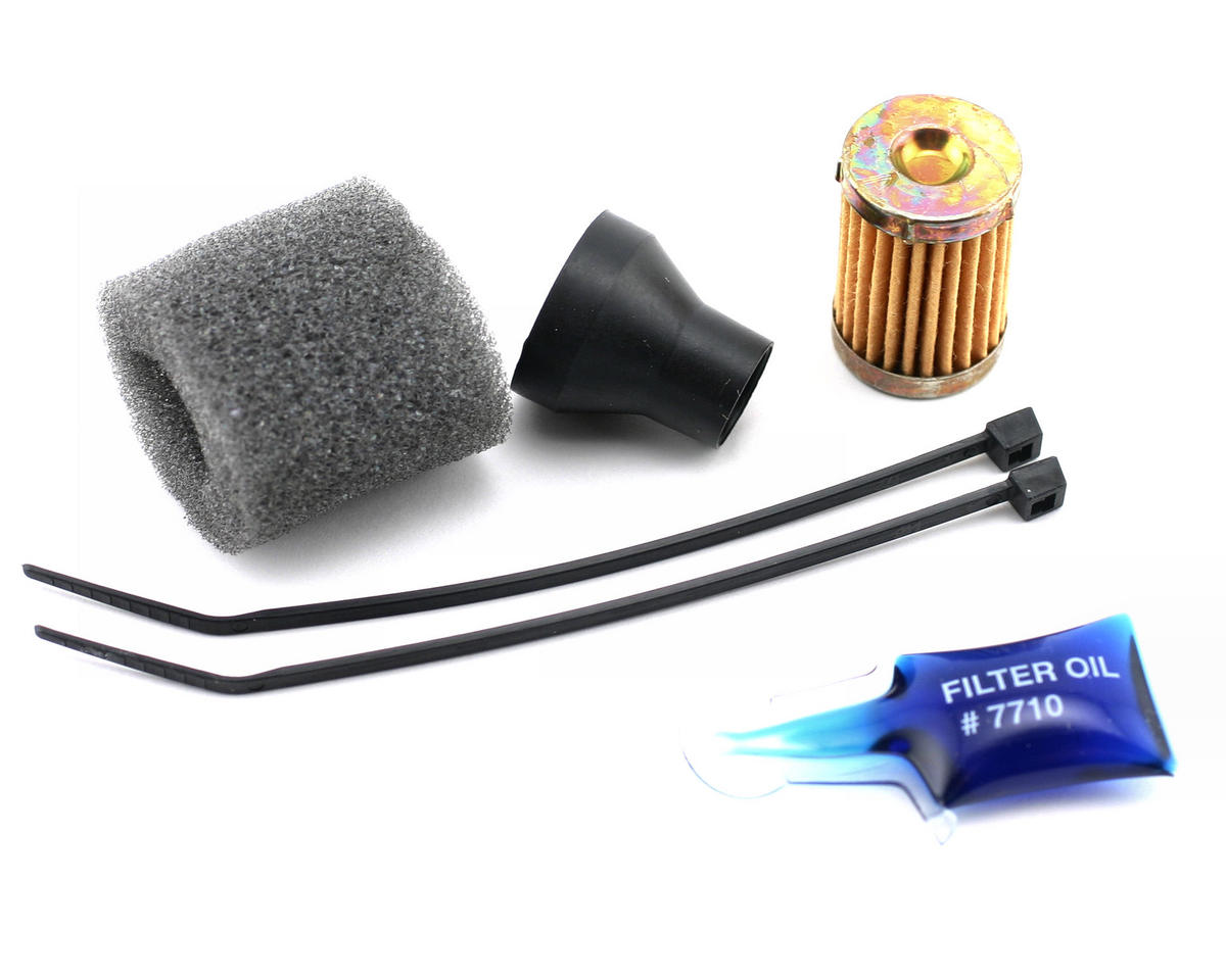 Team Associated Air Filter Kit (GT, GT2, NTC3)