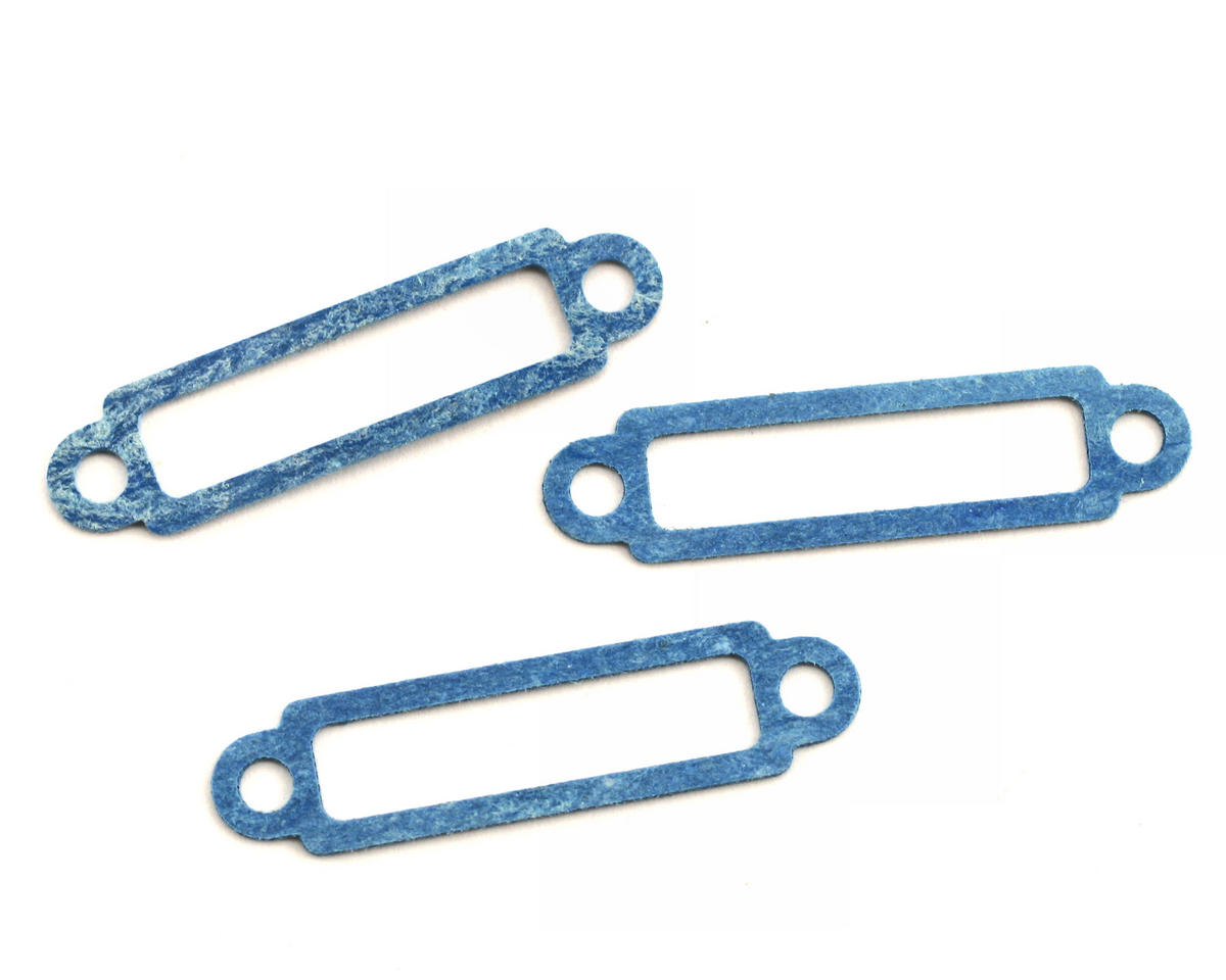 Team Associated Exhaust Manifold Gaskets (3)