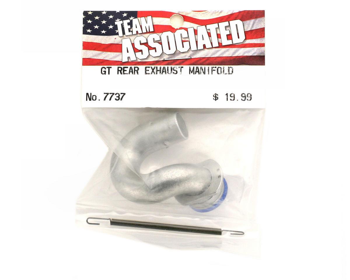 Team Associated Rear Exhaust Manifold